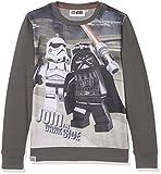 LEGO Star Wars Jungen Sweatshirt 160964, dunkelgrau, 5 Jahre