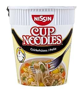 Nissin Zuppa di Noodle al Pollo Istantanei - 63 gr