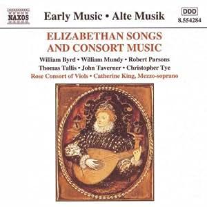 Musik des Elisabethanischen Zeitalters