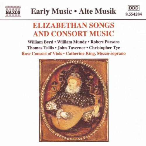 Elizabethan Song And Consort Music