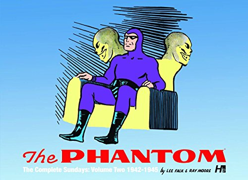 The Phantom: The Complete Sundays Volume 2 (1943-1945)