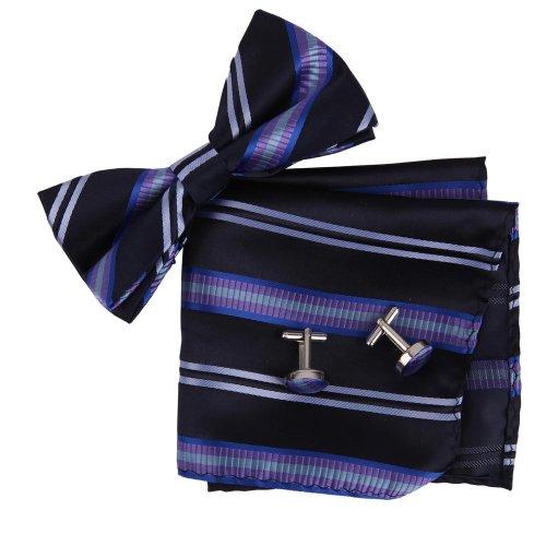 BT2184 Shopping Blu Stripes Online Fashion seta
