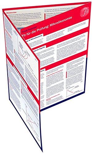 Fit für die Prüfung: Kosten- und Leistungsrechnung: Lerntafel