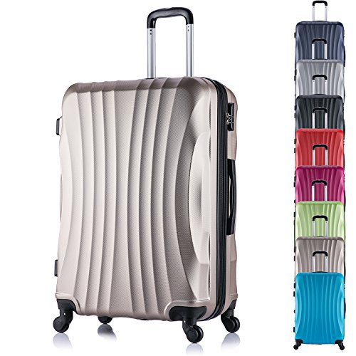 woltu-rk4213ch-l-hard-shell-travel-trolley-bag-hand-luggage-suitcase-with-2-carrying-handles-and-4-s
