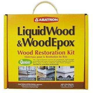 LiquidWood & WoodEpox 4 Quart by Abatron