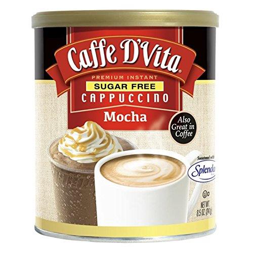 ingredienti di tazza di caffè verde caramello alla vaniglia k tazza di caffè