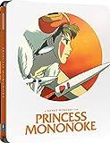 Prinzessin Mononoke Steelbook Blu-ray, ohne deutschen Ton, Princess Mononoke - The Studio Ghibli Collection - Zavvi Exclusive Limited Edition Steelbook (UK Import ohne dt. Ton) Blu-ray Limitiert auf 2.000 Exemplare