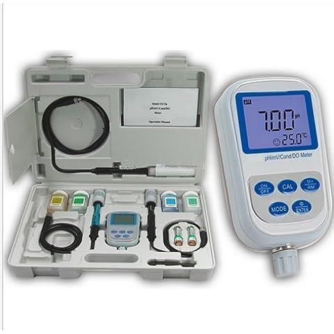 GOWE portatile-Misuratore di pH/ossigeno disciolto