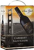 Sun Gate Cabernet Sauvignon Bag in Box Kalifornien 2017/2018 (1 x 3 l)