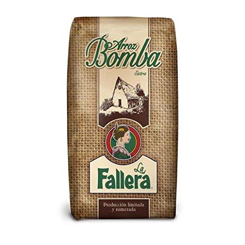 5x 1kg Original spanischer Bomba Paella-Reis
