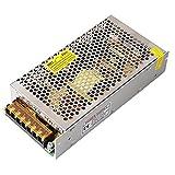 EgoEra® 12V 10A 120W Netzteil Transformator/Schaltnetzteil/Netzteil Adapter/Stromversorgungsadapter für LED Streifen Autoradio, AC 100V - 240V zu DC 12V