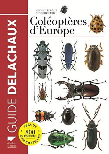 Guide des coléoptères d'Europe par Vincent Albouy, Denis Richard