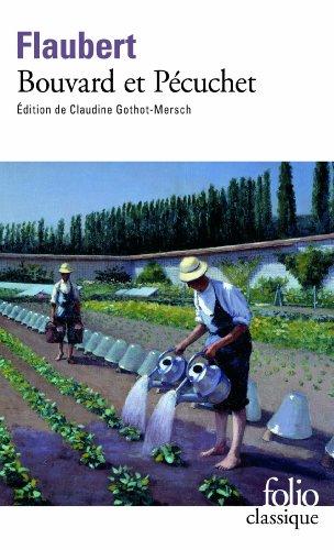 Bouvard et Pécuchet - Sottisier - L'Album de la Marquise - Le Dictionnaire des idées reçues
