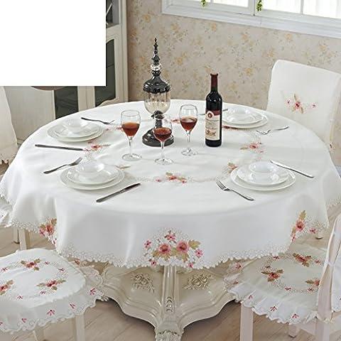 tavolo/ tondo/European garden tovaglia-C 107x157cm(42x62inch)