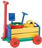 Ecoiffier 0531 - Handwagen mit Eimergarnitur - Kinderhandwagen