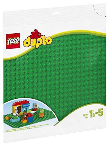 Preisvergleich Produktbild LEGO 2304 - Duplo Große Bauplatte, grün