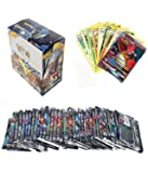 SALPITOYS Pokemon Sun & Moon Sealed Cards Trade Game Card 36 Packs (Free 2 Pocket 2 Album )