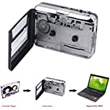 Lychee Portable Tape to PC USB Cassette-to-mp3 CD Converter Capture Digital Audio Music Player