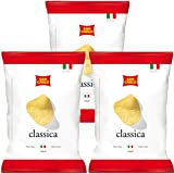 3x San Carlo Chips 'Classica', 180 g