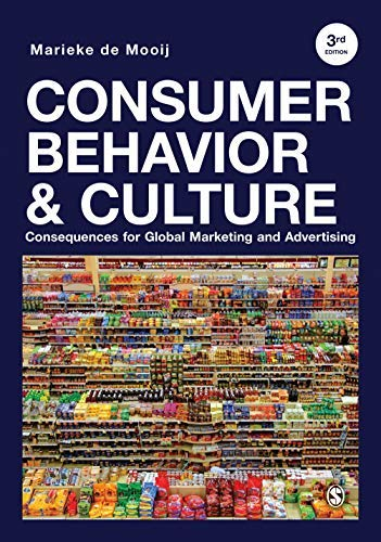 Consumer Behavior and Culture: Consequences for Global Marketing and Advertising (English Edition)