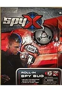 Spy X - 10519 - Accessoire Pour Déguisement - Set Écouteur Et Boule D'espion