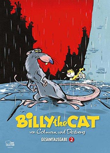 2 Die Aristocats (Billy the Cat Gesamtausgabe 02)