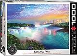 Eurographics 15.240–1.955,8cm Niagara Falls Globetrotter Puzzle (1000Teile)