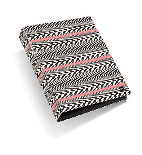 Miquelrius 20899 - Carpeta espiga m (DIN A4: 210 x 297 mm, 4 anillas tipo D de 40 mm)