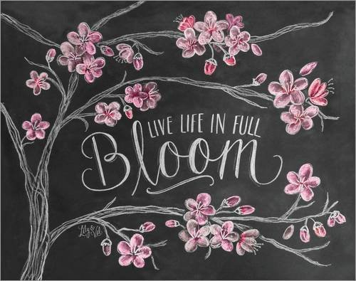 alu-dibond-100-x-80-cm-live-life-in-full-bloom-von-lily-val-mgl-licensing