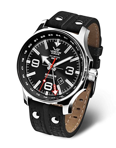Montre Vostok Europe Expedition North Pole homme 515.24H-595A500
