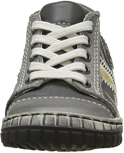 Little Mary Jungen Alan Hohe Sneakers Grau (Sauvage Gris Fonce)