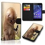 sw-mobile-shop Book Style Wiko Sunny 2 Plus Tasche Flip Brieftasche Handy Hülle Kartenfächer für Wiko Sunny 2 Plus - Design Flip SVH1168