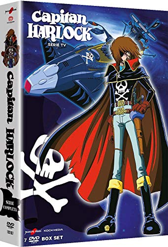 Capitan Harlock La Serie Classica