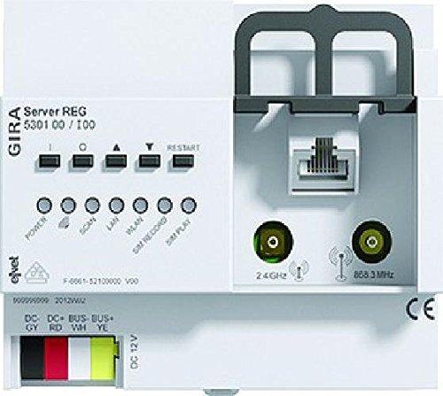 Gira 530100 Server REG eNet