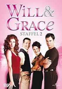 Will & Grace - Staffel 2 [4 DVDs]