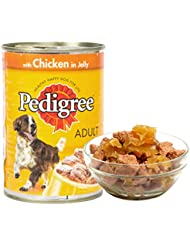 Pedigree chicken in Jelly,Adult Dog Food, 400 g