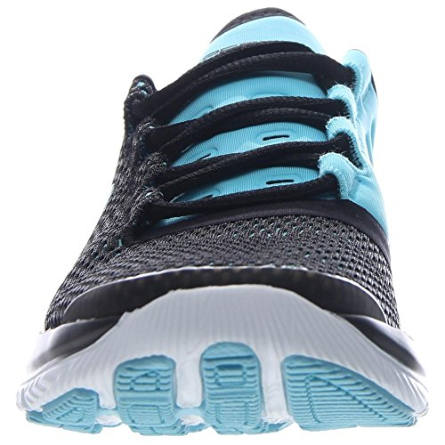 Under Armour Speedform Turbulence Running Shoe Women black 1289791-002 Black / Blue