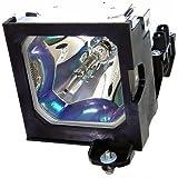 Alda PQ Premium, Lámpara de proyector ET-LA780 para PANASONIC PT-L750, PT-L750E, PT-L750U, PT-L780, PT-L780E, PT-L780NT, PT-L780NTE, PT-L780NTU, PT-L780U, PT-LP1X100, PT-LP1X200N Proyectores, lámpara con viviendas