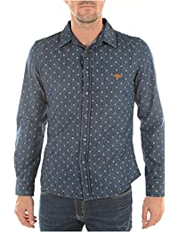BIAGGIO JEANS Chemises casual - CAMILA - HOMME