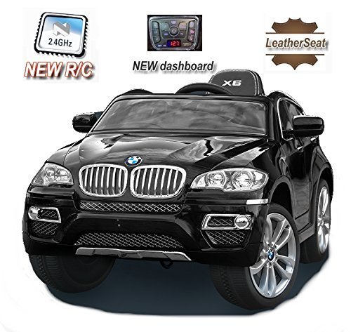 1234-Buy-2014-New-BMW-X6-Licensed-Kids-Ride-on-12V-Twin-Motors-Electric-Car-parental-remote-control-open-able-door-battery-capacity-indicator-LED-Lights-mp3-input-music-volume-control-available-in-col