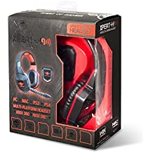 Spirit Of Gamer - Casco Inalámbrico Xpert-H9 (PC, PS3, PS4, Xbox 360, Xbox One)