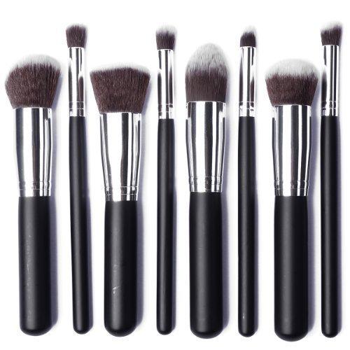 xcsource-kit-de-pinceau-maquillage-professionnel-8pcs-ombre-paupire-argent-blush-fondation-pinceau-p