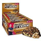 Fit Crunch Bars Cookie Teig, 12Zählen