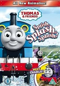 Thomas And Friends Splish Splash Splosh Dvd 2009