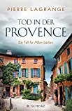 'Tod in der Provence' von Pierre Lagrange