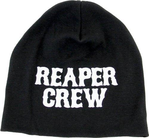 er Crew schwarz Beanie Kappe Hut (Sons Of Anarchy Kostüme)