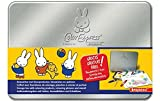 Miffy Storage Tin with Colouring Set