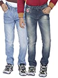 Wilkins & Tuscany Boys Jeans Pack of 46
