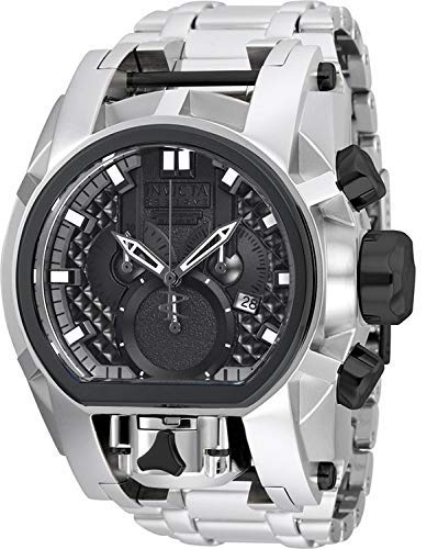 Invicta Men's Reserve Steel Bracelet & Case Swiss Quartz Analog Watch 25204