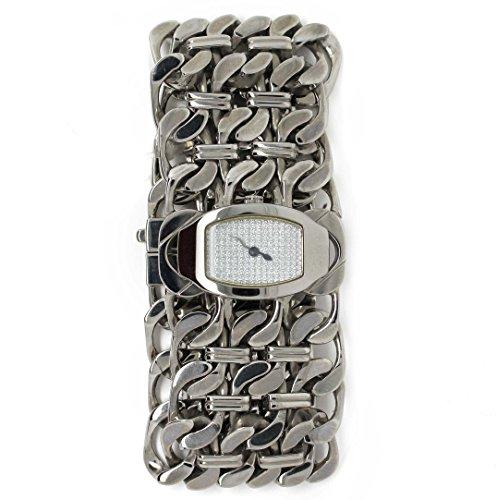 Roberto Cavalli Min Chain 2H. Pave Dial Mod. 7253120515